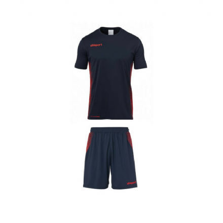 Score Playing Kit Navy / Fluo Red